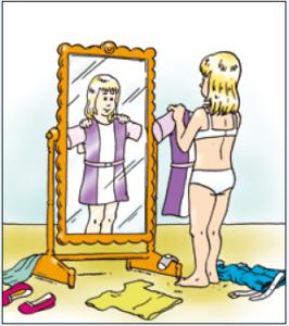 Op deze pagina's kan je kledingtips vinden voor Turnervrouwen